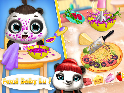 Panda Lu Baby Bear Care 2 - Babysitting & Daycare  screenshots 12
