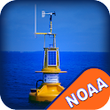 NOAA bouées stations navires icon
