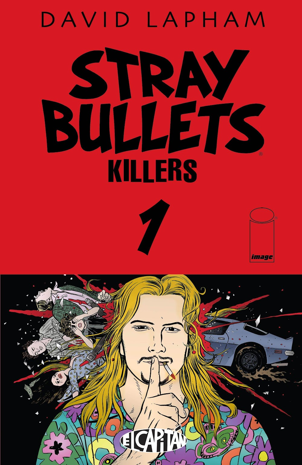 Stray Bullets: Killers (2014) - complete