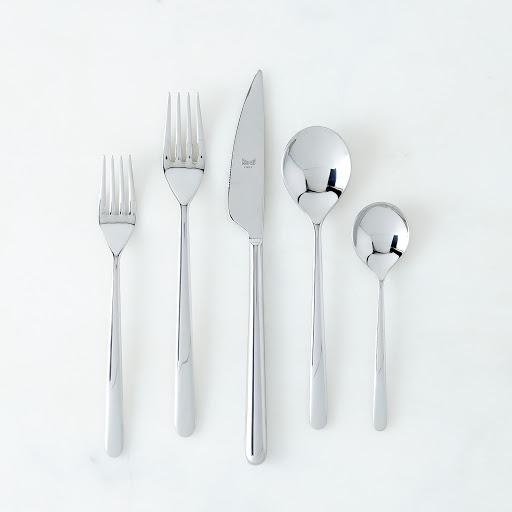 Italian Flatware, Linea (5-Piece Flatware Place Setting)