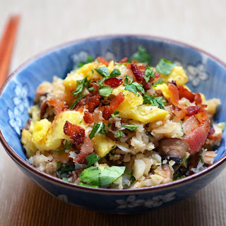 Paleo Asian Cauliflower Fried 'Rice'