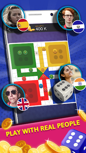Ludo Game : New(2018)  Ludo SuperStar Game 6.50 screenshots 3
