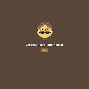Crochet Heart Pattern Ideas - náhled