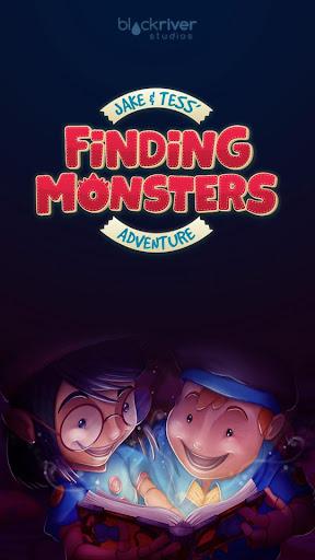 Finding Monsters Adventure