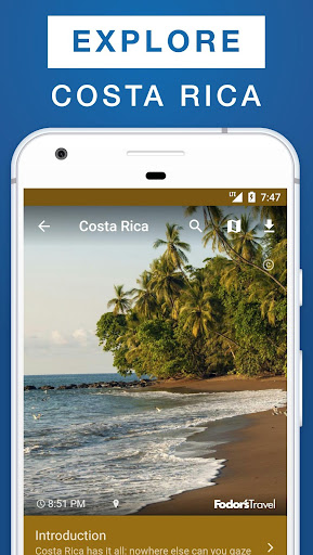 Costa Rica Travel Guide - screenshot