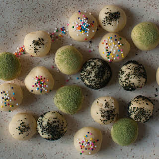 Chocolate Truffles Biscuit Crumbs Recipes.