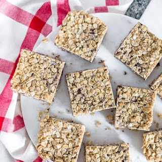 Oatmeal Peanut Butter Bars No Flour Recipes.