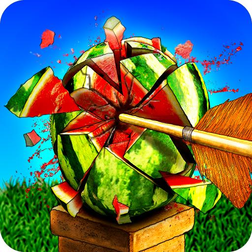 Watermelon Shooting : Archery Shooting Games (game)