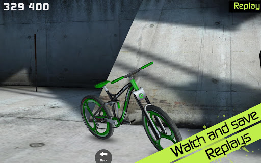 Touchgrind BMX screenshot 8