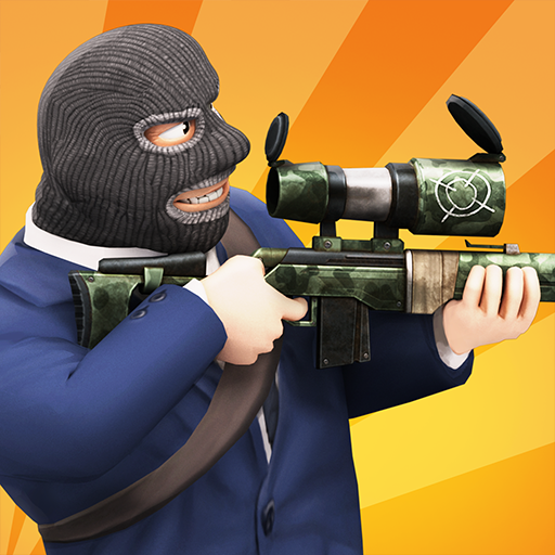 Snipers vs Thieves Icon