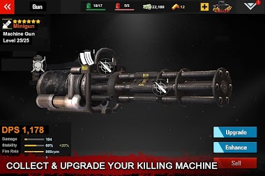 DEAD WARFARE: Zombie Shooting - Gun Games Free APK screenshot thumbnail 10