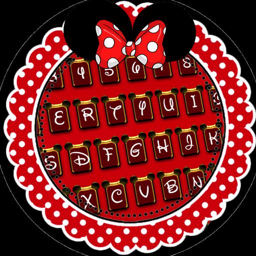 Cute Minny Emoji Keyboard