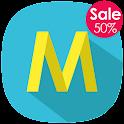 Meron Icon Pack icon
