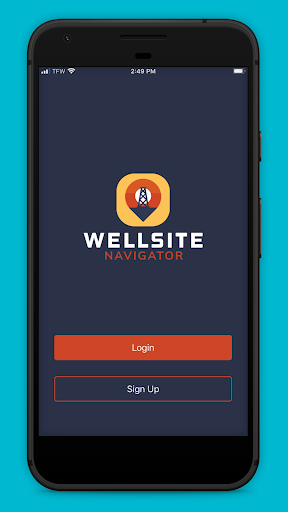 Wellsite Navigator Business app for Android Preview 1
