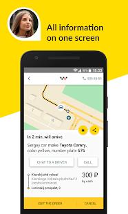 Maxim: order a taxi - náhled