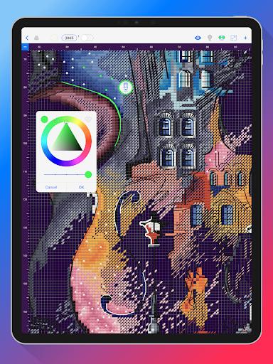 Cross Stitch Saga 3.7.3 screenshots 11