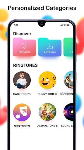 Free Music Ringtones screenshot 8