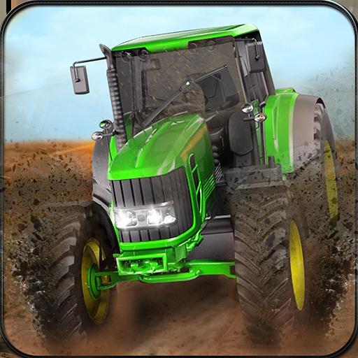 赛车游戏の農家のトラクターシミュレータ2016 LOGO-記事Game