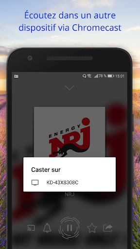 France Radios : u00c9couter Radio en Direct Gratuit 2.2.5 screenshots 4