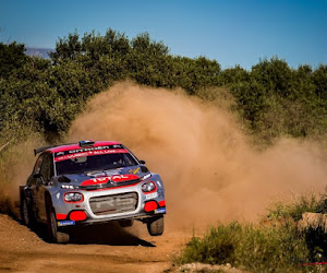 Door dodelijk ongeval overschaduwde Condroz rally gewonnen door WRC-rijder