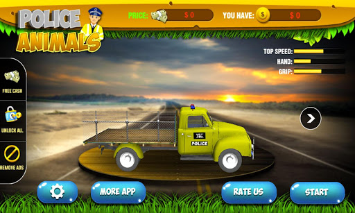 模擬必備免費app推薦|3D Police Animal Inc線上免付費app下載|3C達人阿輝的APP