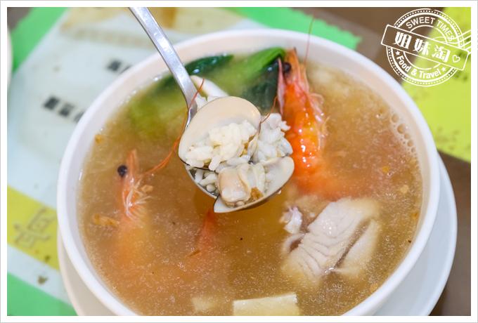 海倫新加坡肉骨茶海產粥3