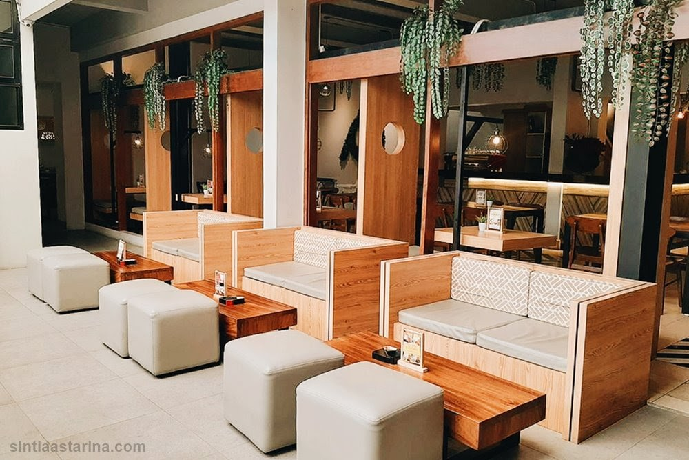 Sarapan Kesiangan di Delapan Padi, Cafe Instagrammable Bandung