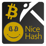 NiceHash Mining Pool Monitor Icon