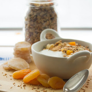 Ginger-Almond Granola