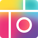 PicCollage - Grid, Greeting & Photo Collage Maker icon
