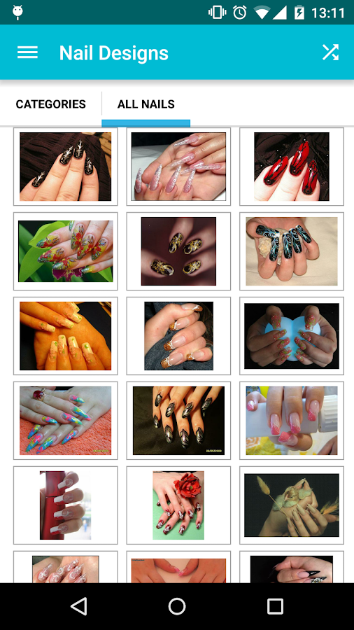 Nail Designs- screenshot