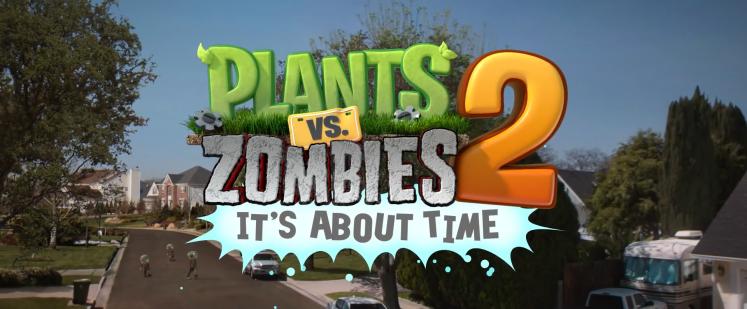 Plants VS Zombies 2 on PC