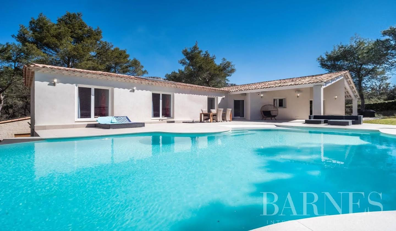 Villa avec piscine Beaurecueil
