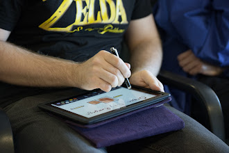Photo: When on a Ferry, prototype your jam game.