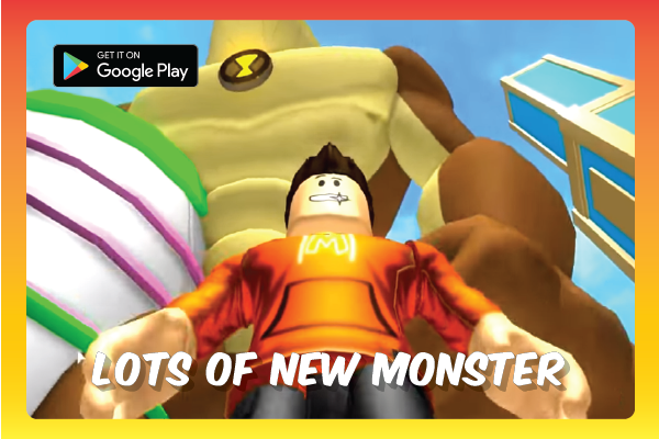 Party : Roblox For Ben 10 Tricks Android 2