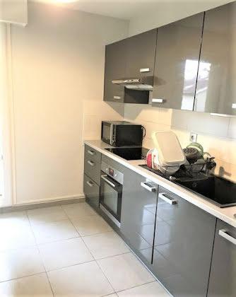 Vente appartement 3 pièces 66,34 m2