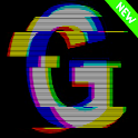 Glitchr - Glitch Video Effects & 70s VHS Camcorder icon