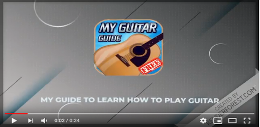 MY GUIDE TO LEARN HOW TO PLAY GUITAR APK