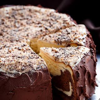 No Bake Peanut Butter Chocolate Cheesecake Recipes