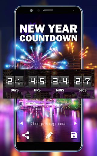 New Year Countdown 2019 1.0 screenshots 3
