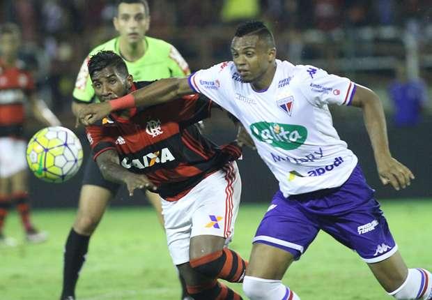 Flamengo é eliminado da Copa do Brasil pelo Fortaleza com dois gols de Pio