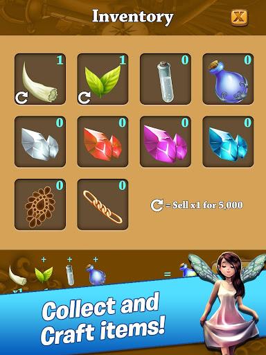Bubble Pop Journey: Fairy King Quest modavailable screenshots 19