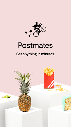 Postmates Food Delivery: Order Eats & Alcohol for PC
