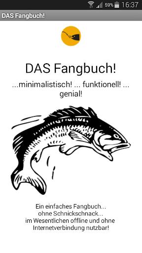 DAS Fangbuch