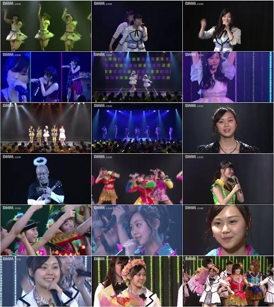 (LIVE)(公演) NMB48 チームN「ここにだって天使はいる」公演 西村愛華 卒業公演 160411