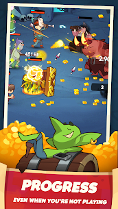 Almost A Hero Mod Apk 3.11.4 Download (Unlimited Money) 4