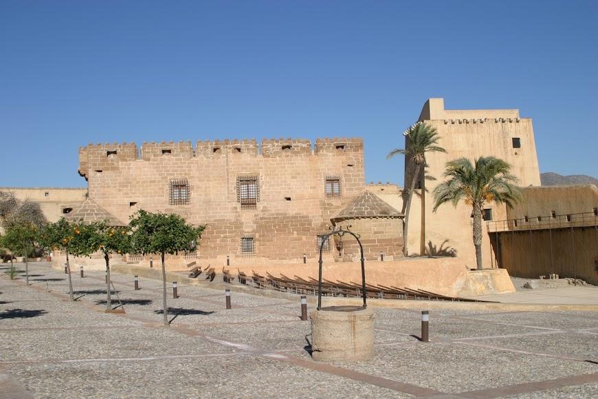 Cuevas del Almanzora, Castillo del Marqués de los Vélez.