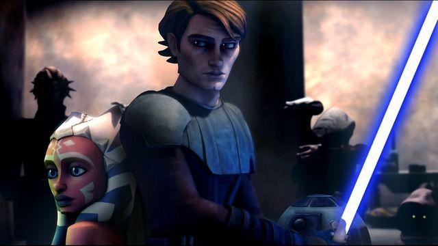 Star Wars The Clone Wars Anakin Skywalker | Star wars clone wars, Clone  wars, Star wars