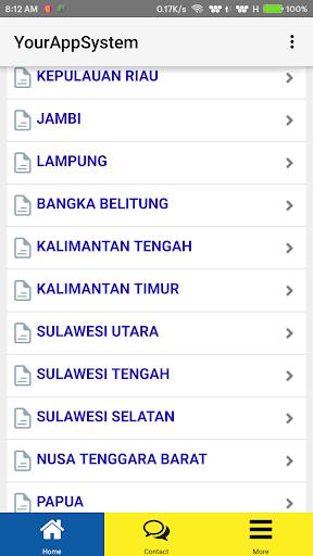 Samsat Online 1.7 screenshots 2