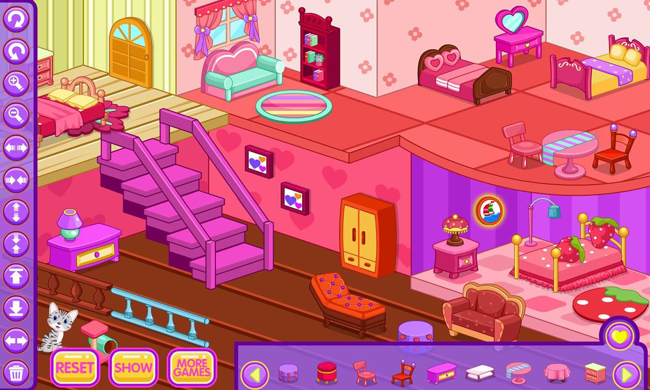 Interior Home Decoration Screenshot